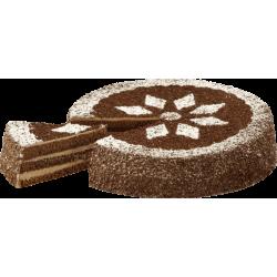 Moka Suprème - Gâteau à la crème chocolat et rhum Marsala
