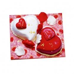 Cœur à Cœur - création Saint-Valentin