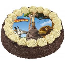 Gâteau Madagascar