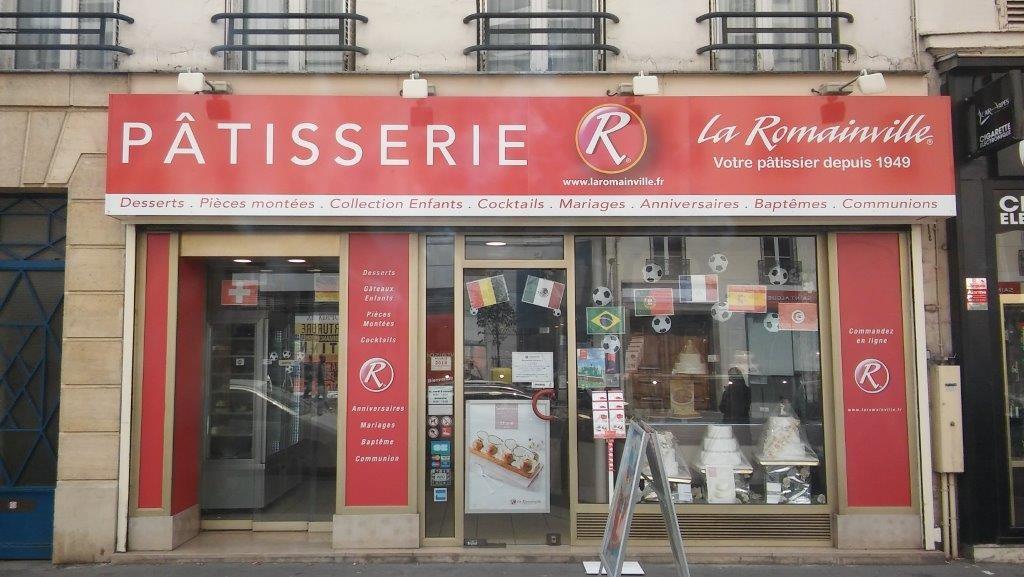 Restaurant Fiancailles Paris