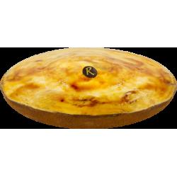 Tarte pomme-caramel - Pâtisserie La Romainville