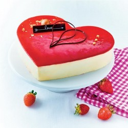 Love Story - par Cyril, Gagnant Le Meilleur Pâtissier Saison 4