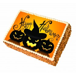Halloween - Moka chocolat