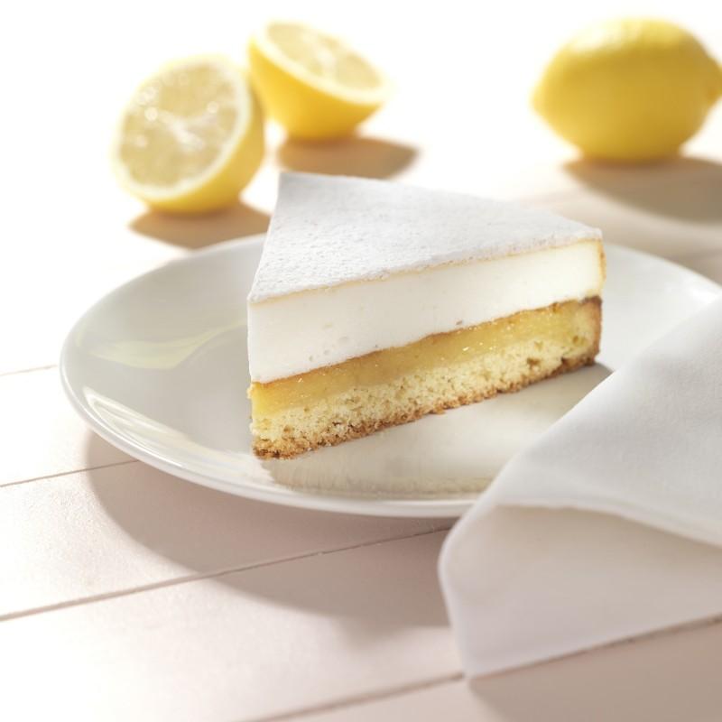 Sicilienne - Tarte citron meringuée - Pâtisserie La Romainville