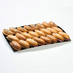 Bûches Pâtissières - collection Noël - pâtisserie La Romainville