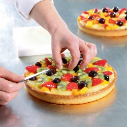 Tarte Feuillantine - tarte multi-fruits - Pâtisserie La Romainville