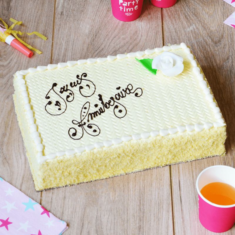 Délicieux moka vanille - Personnalisez l'inscription pour votre événement