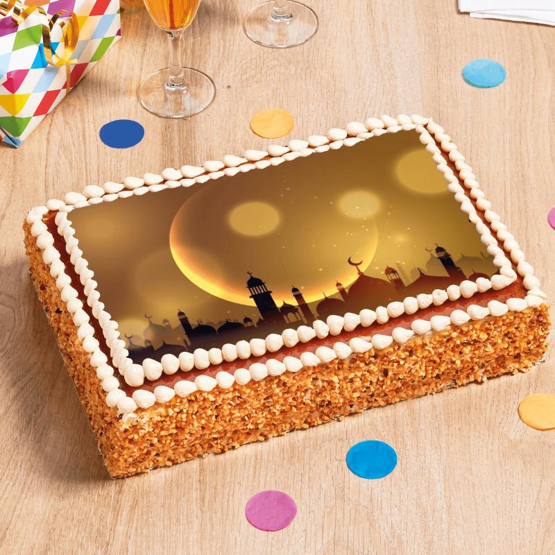 Célébrez l'Aïd avec ce magnifique et délicieux Moka noisette