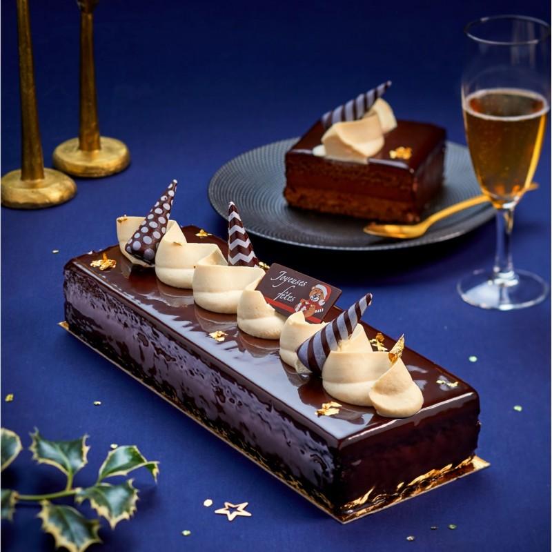 Jet set des fêtes au chocolat par la Romainville