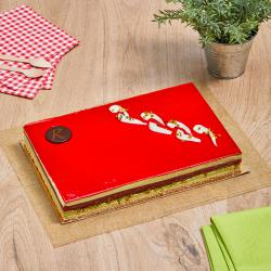 entremets fraise pistache. pâtisseries la Romainville