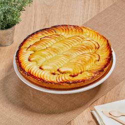Tarte aux pommes Délice - Pâtisserie La Romainville