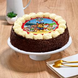 Gâteau Pat Patrouille vanille ou chocolat