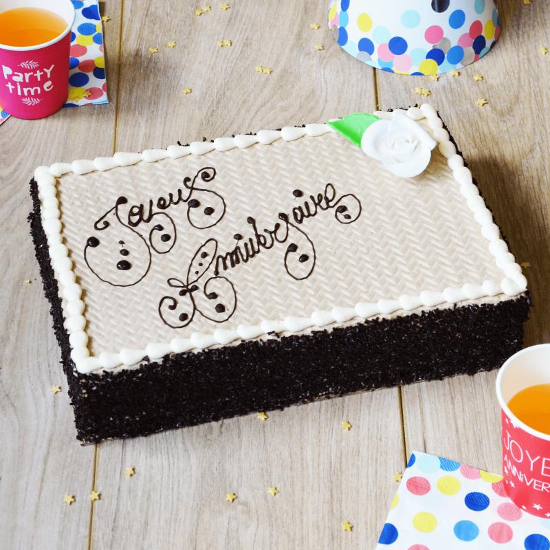 Délicieux moka chocolat - Personnalisez l'inscription pour votre événement