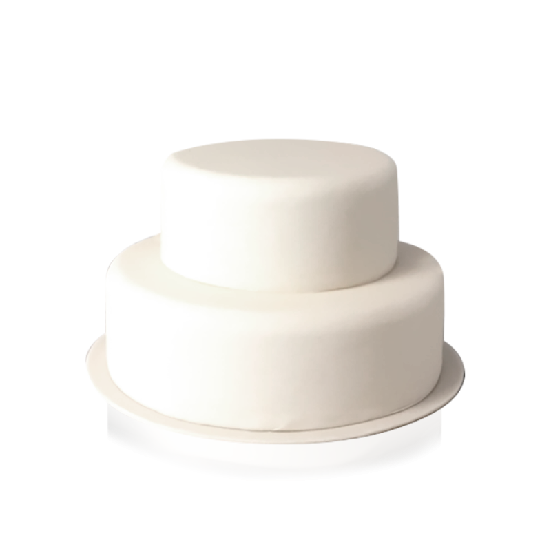 wedding cake naked à personnaliser 2 etages
