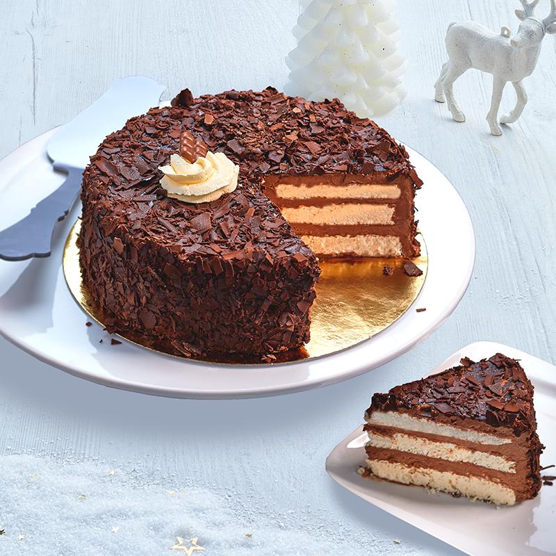 Merveilleux - le dessert glacé de votre table de réveillon