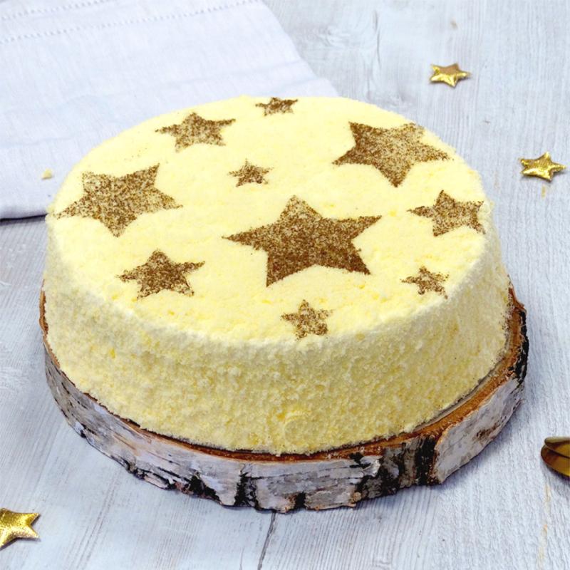 Saint-Michel Etoilé - Vanille - Desserts Noël et Réveillon