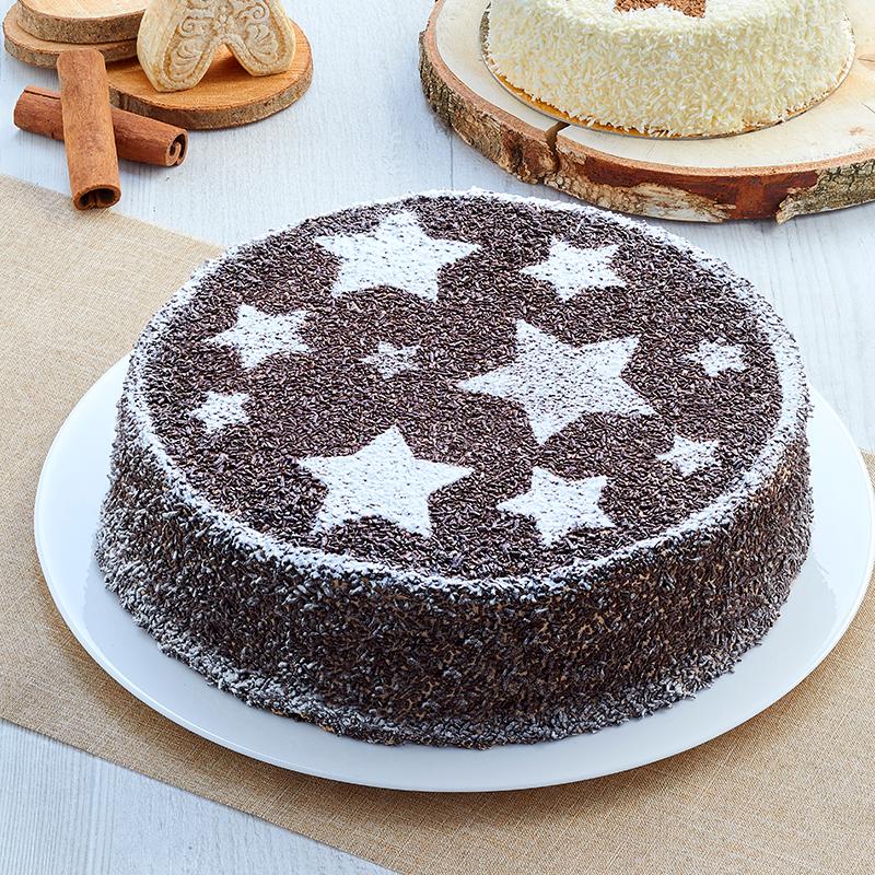 Negresco Etoilé - Moka Chocolat - Desserts Noël et Réveillon