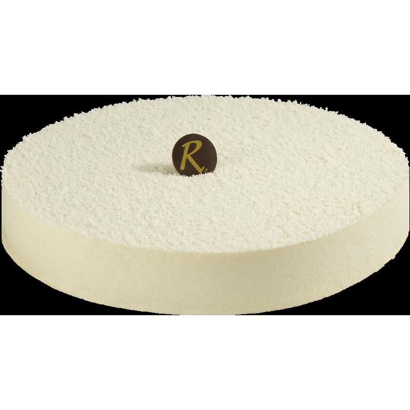 Mousse Noix de coco - Pâtisserie La Romainville