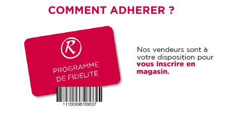 COMMENT ADHERER